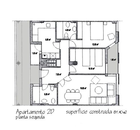 Viviendas en promoci n playa del lar en c diz madrid for Programa para planos de viviendas